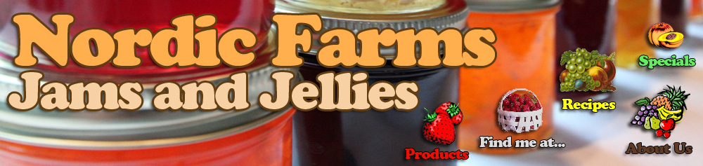 Nordic Farms - Jams and Jellies